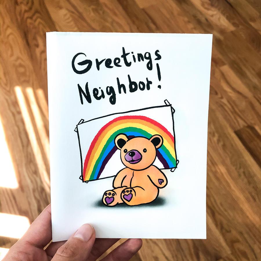 Neighbor Card
